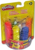 Play-Doh 6 Kleuren Pack Classics - Klei