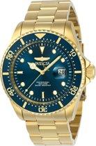 Invicta Pro Diver 23388 Herenhorloge - 43mm