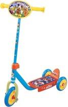 Disney Mickey Mouse 3-wiel Kinderstep - Step - Jongens en meisjes - Blauw;Geel