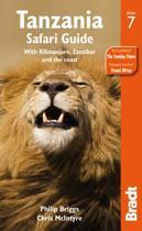 The Bradt Travel Guide Tanzania Safari Guide