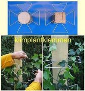 Klimplanten paal Klem 5 stuks in verpakking