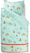 Designers Guild Kids Musical Animals dekbedovertrek - 140x200/220 cm