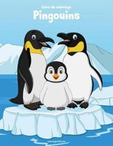 Livre de Coloriage Pingouins 2