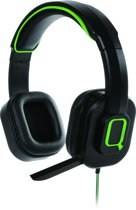 Qware Gaming koptelefoon Pro - Xbox One Playstation 4 PC - Gaming headphone Pro - groen