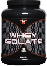 M Double You - Whey Isolate (Banaan) - 900 gram