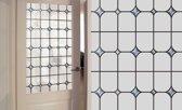 Patifix Glas in lood Raamfolie - Zelfklevend - 45x200 Cm