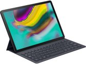 Samsung Tab S5e Keyboard Cover - QWERTY - Zwart
