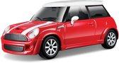 Modelauto Mini Cooper S 1:43 - auto schaalmodel / speelgoedauto