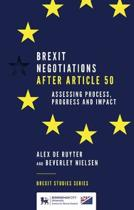 Brexit Negotiations After Article 50