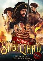 Kapitein Sabeltand (Aka Capt Saber) (dvd)