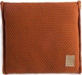 Knit Factory Jesse Kussen - Terra 50 x 50 cm