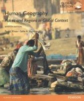 Afbeelding van Human geography