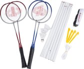 Donnay Badmintonset, 9dlg.