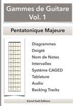 Gammes de Guitare Vol. 1