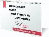 Familieplanner Loesje 2019