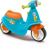 Smoby Blauwe Scooter - Loopscooter