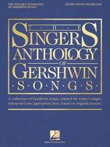 The Singer's Anthology of Gershwin Songs - Mezzo-Soprano/Belter