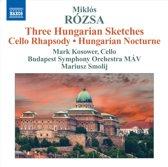 Rozsa: Three Hungarian Sketches