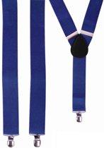 Bretels - Blauw 1 set