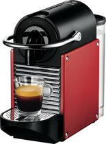Nespresso De'Longhi Pixie EN 125 - Rood