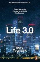 Boek cover Life 3.0 van Max Tegmark (Onbekend)