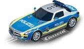 "Carrera DIG132 Mercedes-SLS AMG ""Polizei"" - Racebaanauto"
