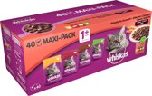 Whiskas Multipack Adult Classic - Selectie Vlees I