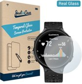 Just in Case Tempered Glass Garmin Forerunner 235