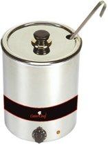 CaterChef soepketel - 5.7 liter, RVS