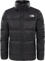 The North Face Nuptse Down Jacket Kids Black