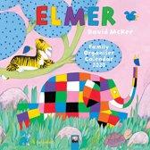 Elmer De Olifant Familieplanner 2020