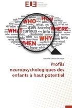 Profils Neuropsychologiques Des Enfants � Haut Potentiel