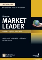 Market Leader 3rd Edition Extra Elementary Coursebook with DVD-ROM Pack