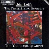 Leifs - String Qu.