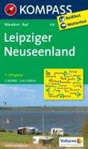 Leipziger Neuseenland WK818 Wandelkaart 1:50 000