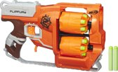 NERF Zombie Strike FlipFury - Blaster
