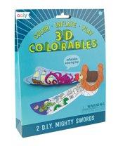 Ooly - 3D Colorable zwaarden