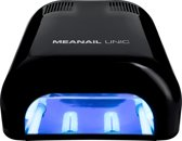MEANAIL® UNIC 36w - UV lamp - Nageldroger - Gel Nagellak - zwart