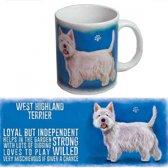 Koffie mok / beker West Higland terrier