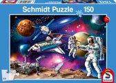 Adventure in space, 100 pcs Legpuzzel