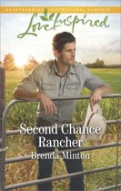Second Chance Rancher (Mills & Boon Love Inspired) (Bluebonnet Springs, Book 1)