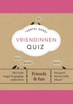 Vertel eens - Vertel Eens Vriendinnen Quiz