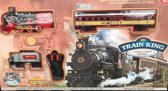 Electrische Trein - Afstand bediening - incl rails - Complete set