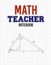 Math Teacher Notebook