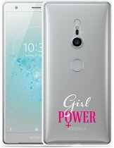 Xperia XZ2 Hoesje Girl Power