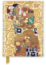 Gustav Klimt - Fulfilment Pocket Diary 2019
