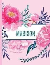 Madison - My Personalized Journal