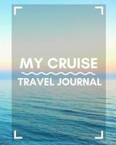 My Cruise Travel Journal