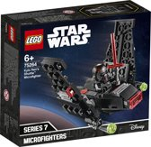 LEGO Star Wars Kylo Rens Shuttle Microfighter - 75