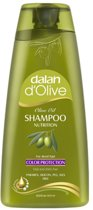 Dalan d'Olive - Shampoo - Color Protection - 400 ml.